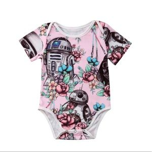 Other - Coming Soon: Star Wars onesie/romper
